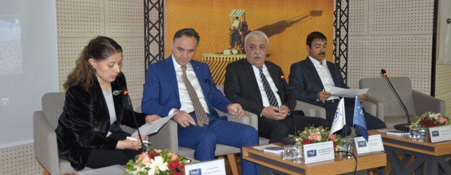 Mardin'de İstihdam Panelimizi Yaptık